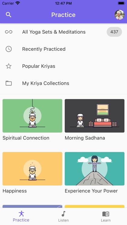 Kundalini Mobile screenshot-5