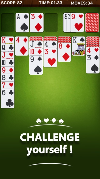 Solitaire Klondike * screenshot-1