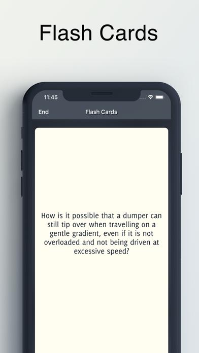 CPCS A09 Tipping Dumper Exam screenshot 3