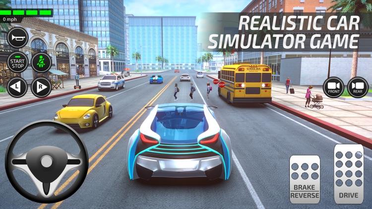 Car Games 3D Driving Academy screenshot-0