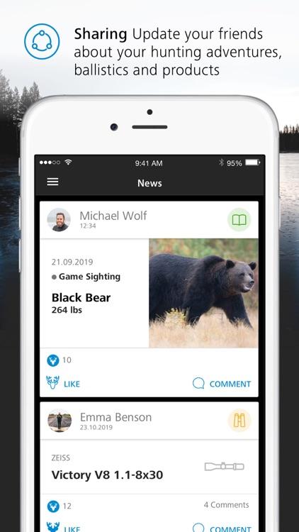 ZEISS Hunting screenshot-9