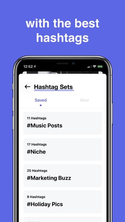 Prime for Instagram & Twitter screenshot-4