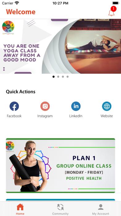 Namaste Yoga screenshot 1