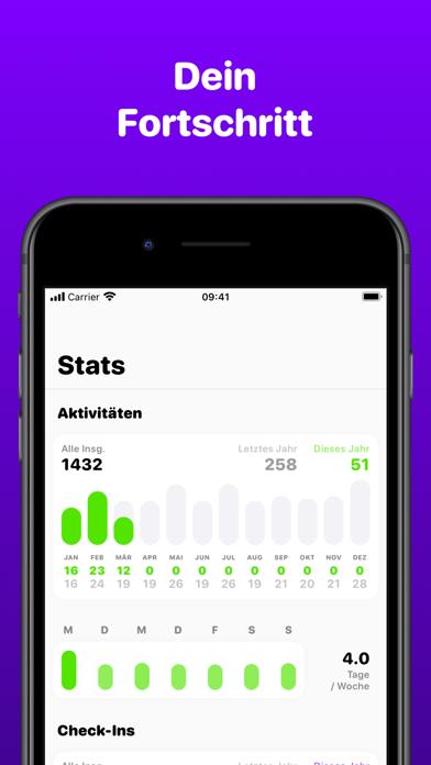 Workout SessionsScreenshot von 5