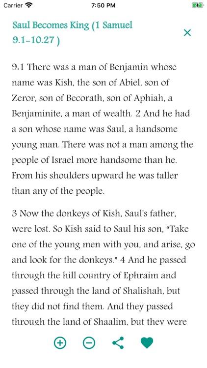 Awesome Bible Stories screenshot-5