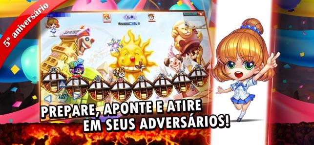 Bomb Me Brasil, game for IOS