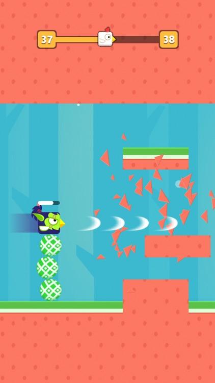 方块鸟 - 益智闯关小游戏
