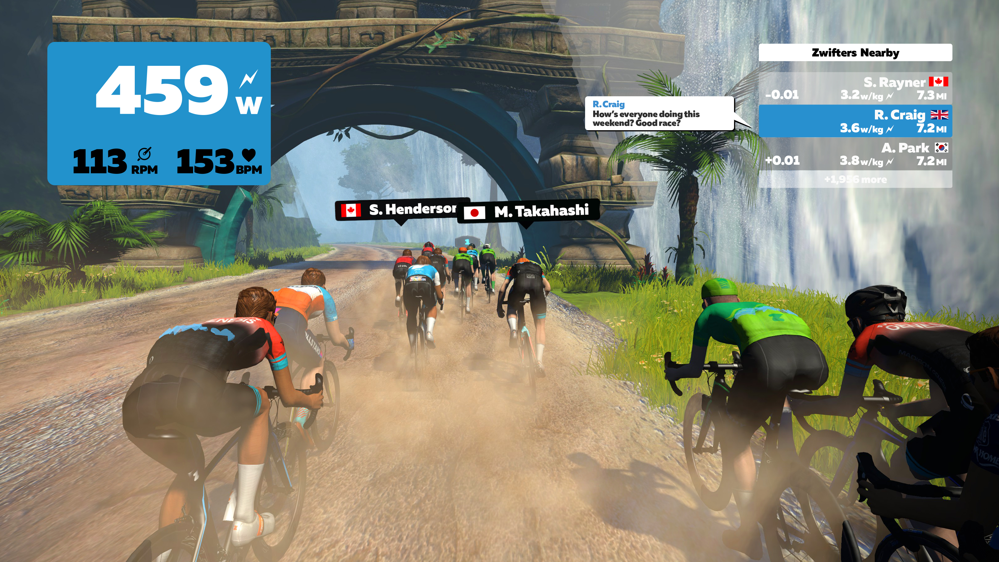 Zwift: Ride and Run screenshot 17