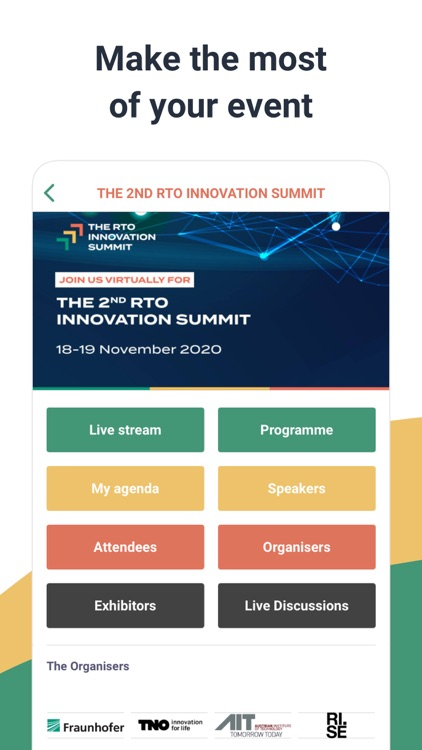 The 2nd RTO Innovation Summit