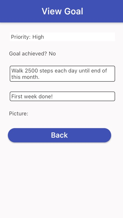 Goal Tracker+ screenshot-4