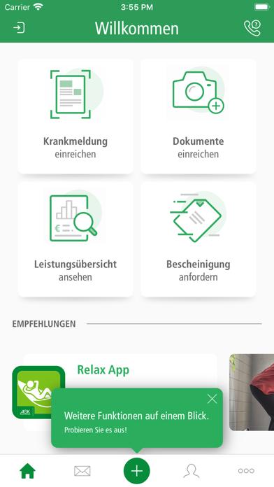 messages.download Meine AOK software