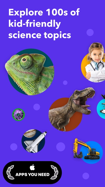Tappity: K-5 Science for Kids screenshot-0