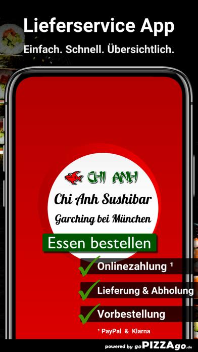Chi Anh Sushibar Garching screenshot 1