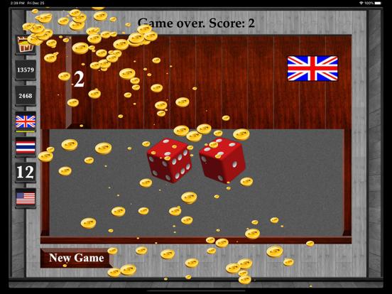 Screenshot #5 pour Shut the Box Classic