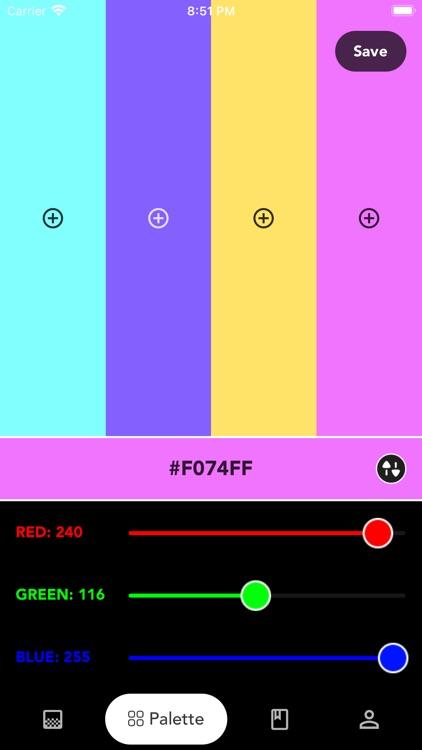 Colors Palette Generator screenshot-3