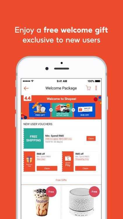 ShopeeMY 4.4 Mega Shopping Day screenshot-7