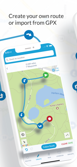 RunGo - The Best Routes to Run on the App Store