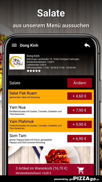 Dong Kinh Stuttgart Vaihingen screenshot 5