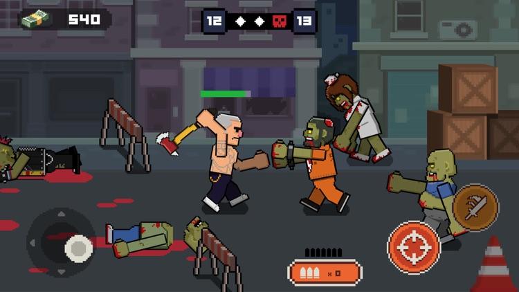 Zombie Crush Fighter screenshot-3