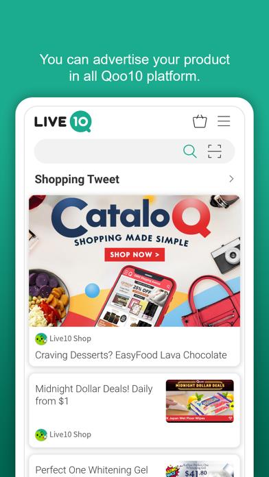 Live10 - Social Shopping ScreenShot5