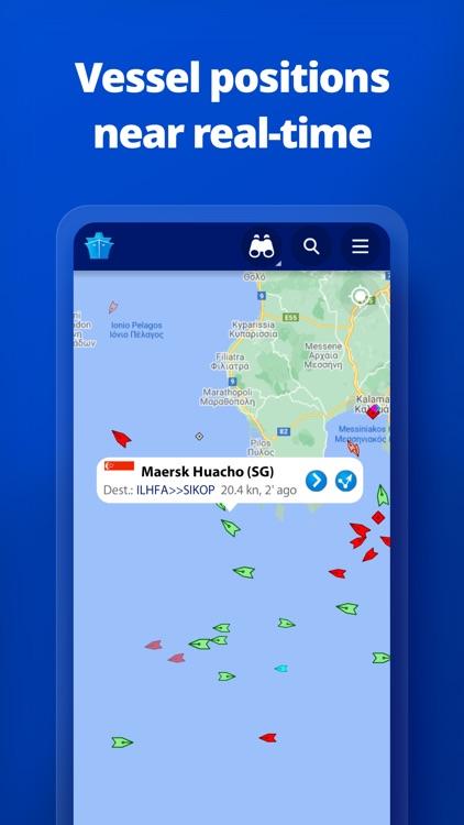 MarineTraffic - Ship Tracking screenshot-0