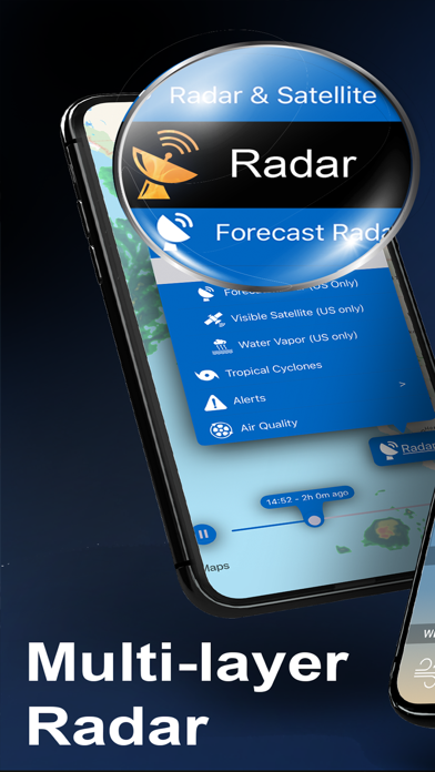 The Weather Forecast App Screenshot