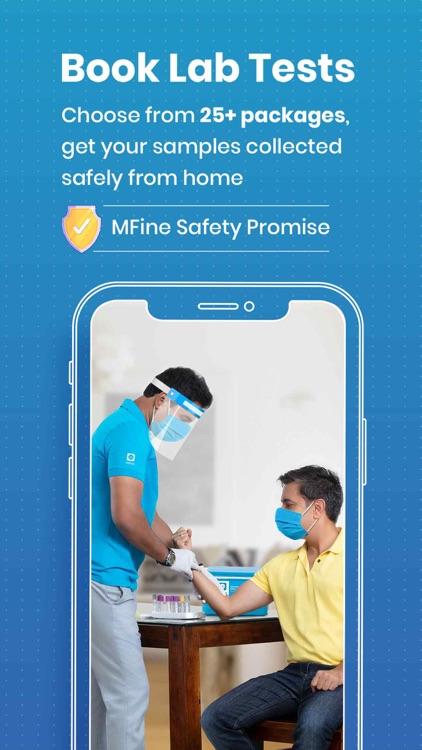 MFine - Consult Doctors Online screenshot-4