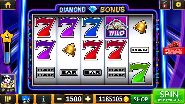 Vegas Slots Galaxy Casino screenshot-3