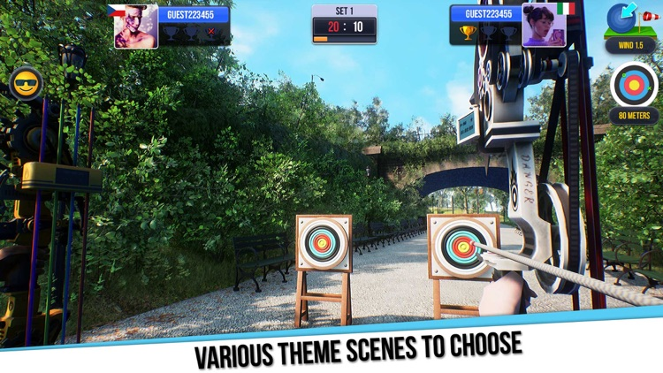 射箭达人:最牛弓箭类手游戏