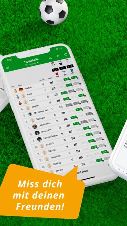 Halbzeit.app screenshot-3