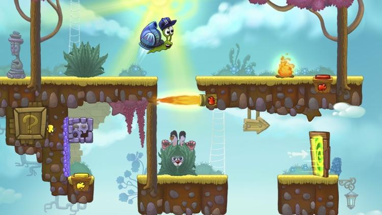 Snail Bob 3: Beyond The Sky screenshot-5