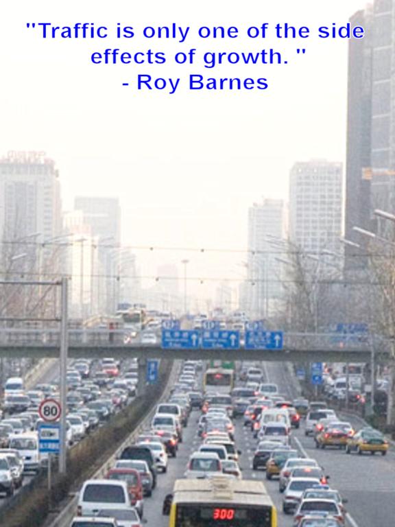 Meditation:Traffic Jams+Crowds screenshot 5