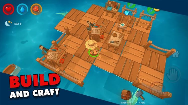 Epic Raft - Survival Games
