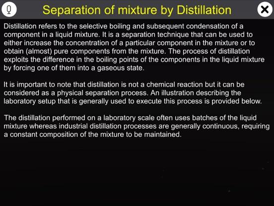 Separation by Distillation screenshot 9