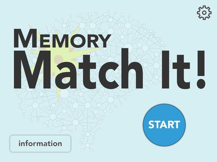 Memory Match It!