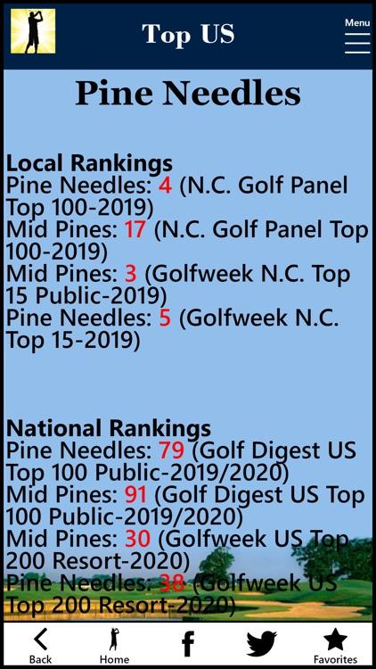GolfDay Top US screenshot-5