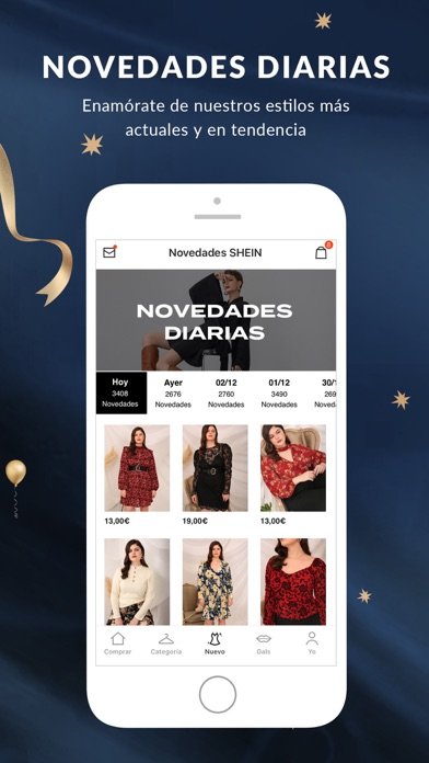 Descargar SHEIN-Fashion Online Shopping para Android