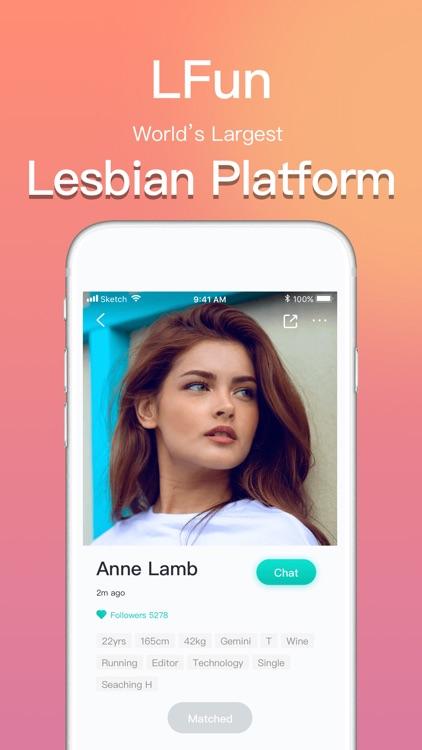 LFun-Lesbian Dating & Chat