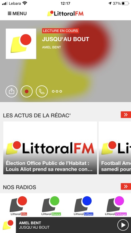 Littoral FM en direct