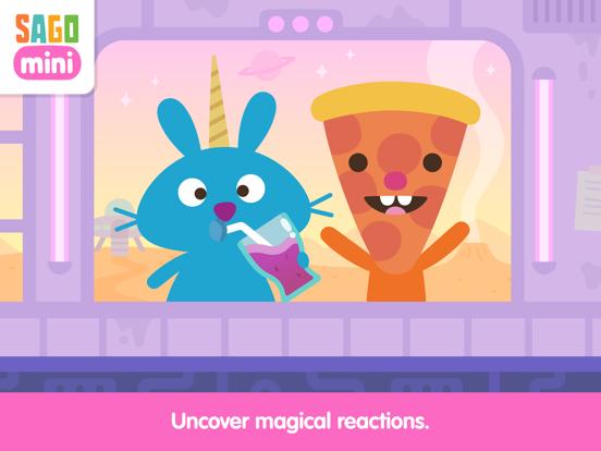 Sago Mini Super Juice Maker screenshot 10