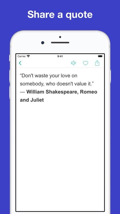 Romeo and Juliet: study notes screenshot-6