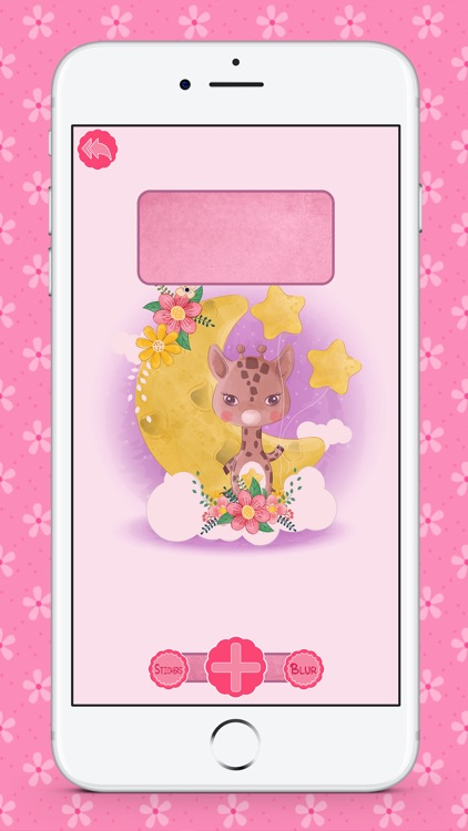 Cute Wallpapers for Girls HD screenshot-3