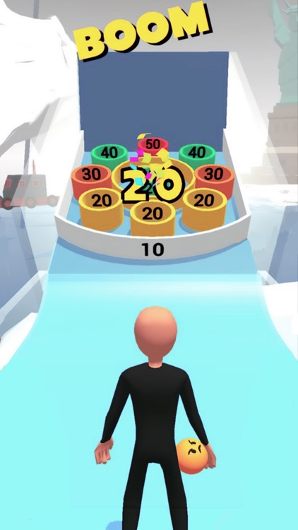 Skee Ball.io screenshot-0