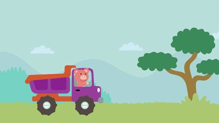 Car game for kids and toddle screenshot-3