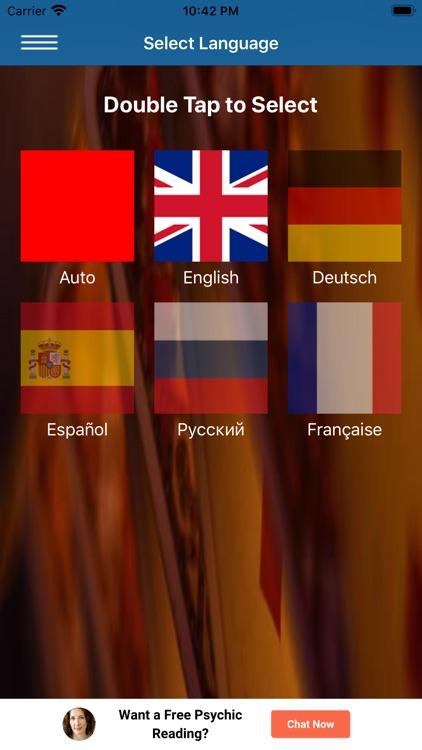 Lenormand Tarot App screenshot-8