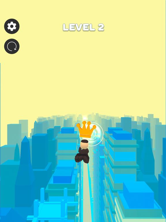 Rope Race 3D screenshot 9