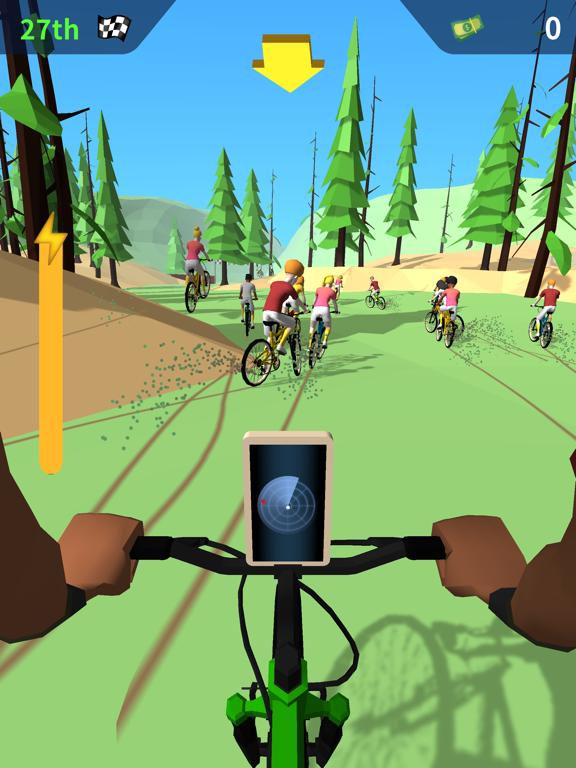 Mountain Bike Bash screenshot 6