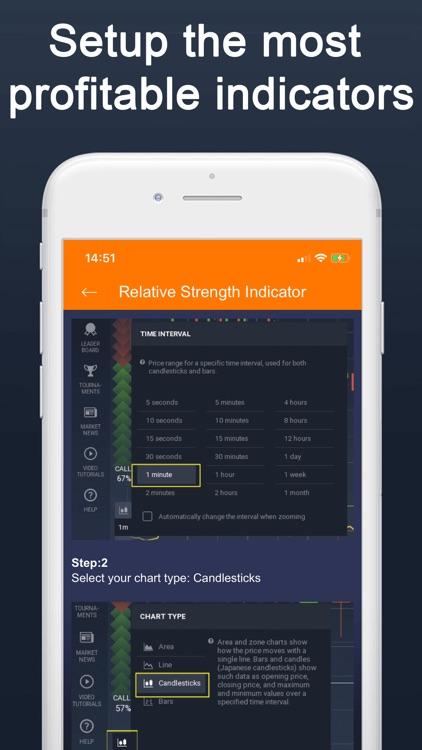 IQ Option Guide screenshot-5