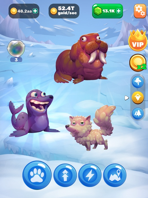 Zoopolis: Evolution Clicker screenshot 9