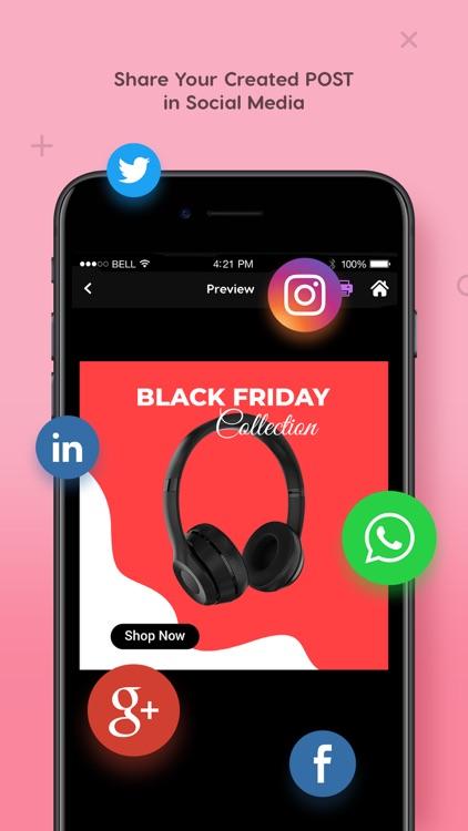 Post Maker for Social Media screenshot-6